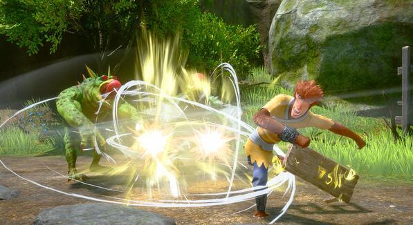 国产动作游戏《西游记之大圣归来》STEAM 已正式开售,标准版售价199元