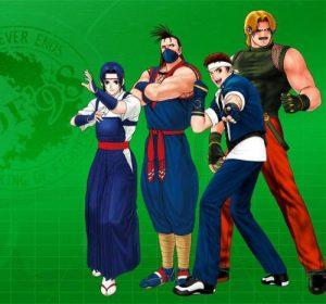 拳皇98游戏系统详细介绍