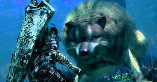 黑暗之魂:重制版,巨狼希夫怎么打,巨狼希夫打法攻略