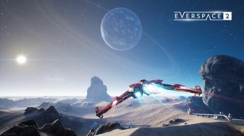 《永恒空间2》主机版支持4K 或成画面最强的太空游戏