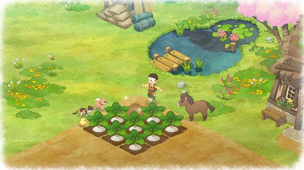 《哆啦A梦:牧场物语》登录Steam 支持中文售价228元