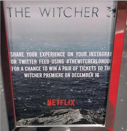 《巫师》电视剧将于12月16日播出试播集