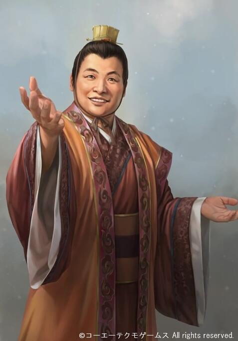 《三国志14》新武将孙坚之孙【孙松】介绍