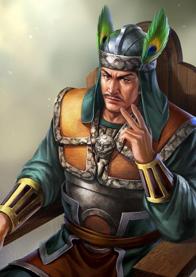 《三国志14》武将的各项能力值介绍,吕布武力超强!