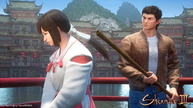 《莎木3》放出最新宣传影片:11月19日发售