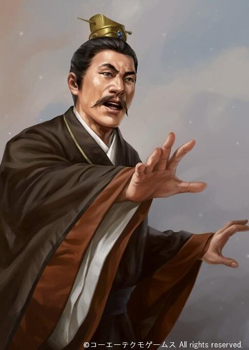 《三国志14》新武将【韩珩】公开坚守信义不降曹