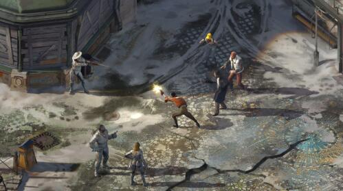 硬汉侦探CRPG《极乐迪斯科》将于2019年10月16日发售