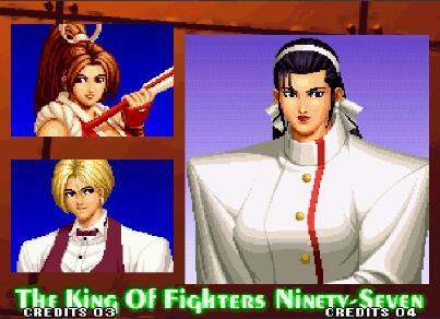 街机 拳皇97出招表 女性格斗家队出招表