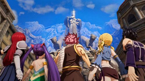 光荣新RPG《妖精的尾巴》更多细节曝光 主线长达30个小时