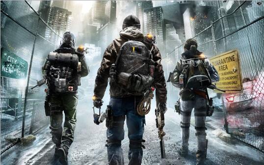 《全境封锁2》最新内容更新定于10月15日正式发布