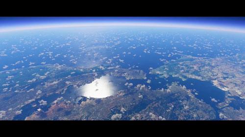 《微软飞行模拟》真照片级画面 引擎内宣传片欣赏