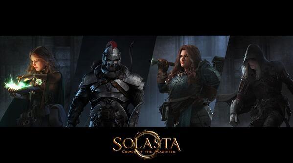 《索拉斯塔:法师之冠》众筹大获成功 免费试玩版延长